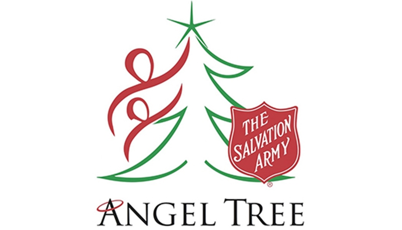 Salvation Army Angel Tree Adoptions
