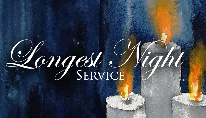 Longest Night Service-Special Events